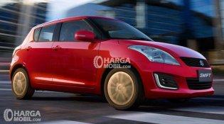 Review Suzuki Swift 2016 Indonesia