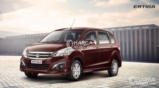 Spesifikasi Suzuki Ertiga 2016
