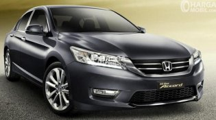 Spesifikasi  Honda Accord 2013 Indonesia