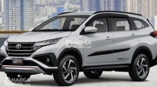 Spesifikasi Toyota Rush 2018, Harga dan Review Lengkap
