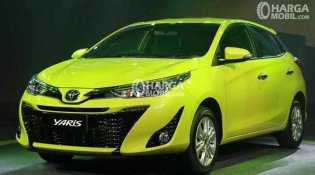 Spesifikasi Toyota Yaris 2018, Harga dan Review Lengkap