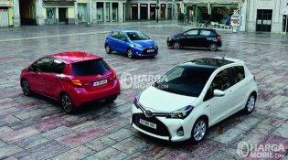 Spesifikasi Toyota Agya 2017, Harga Dan Review Lengkap