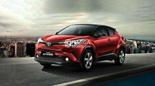 Review Toyota C-HR 2018, Harga Dan Spesifikasi Lengkap