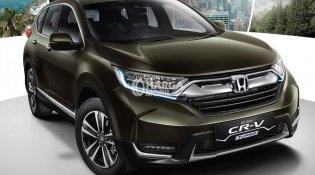 Review Honda CR-V 2017, Harga Dan Spesifikasi Lengkap