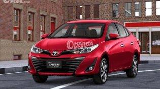Review Toyota Vios 2018, Harga dan Spesifikasi Lengkap