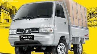 Review Suzuki Carry 2017, Edisi Facelift Pickup Kebanggaan Suzuki