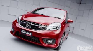 Review Honda Brio 2018 : Jadi Andalan Honda Di Segmen City Car