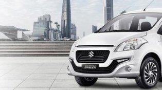 Review Suzuki Ertiga Dreza 2017, Varian Eksklusif Dari Keluarga Ertiga