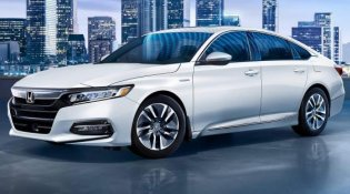 Review Honda Accord Hybrid 2018
