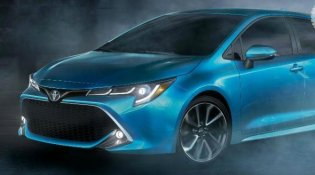 Review Toyota Corolla Hatchback 2018