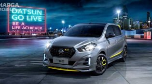 Review Datsun Go Live 2018, Hatchback Sporty Nan Agresif