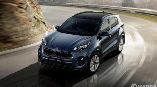 Review Mobil KIA Sportage 2016, Mobil SUV Rasa Crossover