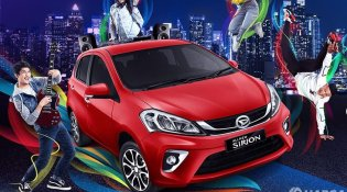 Review Daihatsu All New Sirion 2018