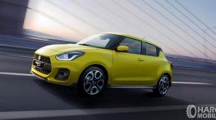 Review Suzuki Swift Sport 2018