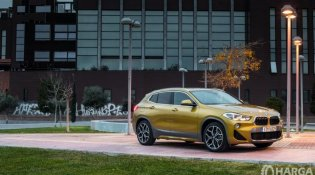 Review BMW X2 2019