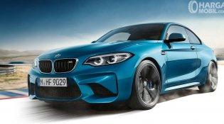 Review BMW M2 Coupé LCI 2018: Lebih Galak Dengan Sedikit Sentuhan