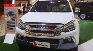 Review Isuzu MU-X 2018: Mobil SUV Tangguh Dengan Desain Yang Menggoda