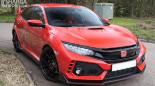 Review Honda Civic Type R 2018