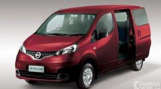 Review Nissan Evalia 2017: Mobil MPV 8 Penumpang