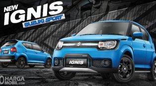 Review Suzuki Ignis Sport 2018