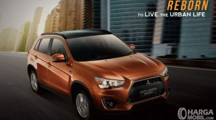Review Mitsubishi Outlander Sport 2017