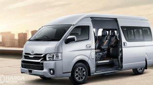 Review Toyota Hiace 2017: Mobil MPV Dengan Desain Minibus Cocok Untuk Kendaraan Travel
