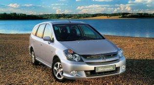 Review Honda Stream 2002