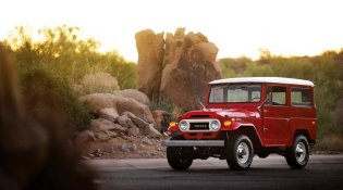Review Toyota Hardtop 1960