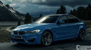 Review Bmw M3 2016 Indonesia