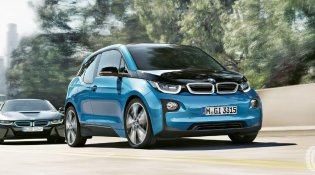 Review BMW i3 2014