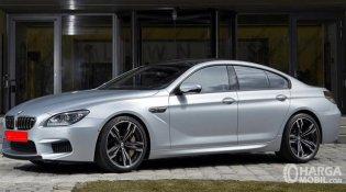 Review BMW M6 2013: Mobil Mewah Dengan Performa Mesin Mumpuni