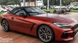 Review Mobil BMW Z4 M40i Roadster 2018: Desain Baru Lebih Menarik