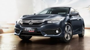 Review All New Honda Civic Turbo 2018 : Pertama Bermesin Turbo Yang Tampil Glamour Dan Sporty