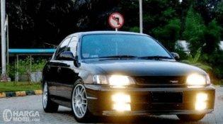 Review Toyota Great Corolla 1992: Mobil Sedan Murah Dengan Handling Bagus