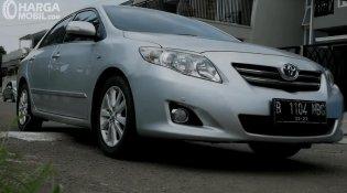 Review Toyota Corolla Altis 2008 : Mobil Sedan Nyaman Dengan Ruang Kabin Lega