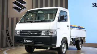 Review Suzuki New Carry Pick Up 2019 : Daya Angkut Lebih Besar