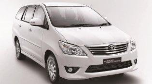 Review Toyota Grand New Kijang Innova 2011 : Generasi Pertama Toyota Innova Yang Paling Cantik