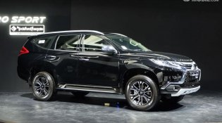Review Mitsubishi Pajero Sport RF Limited Edition 2018 : SUV Dengan Sistem Audio Sekelas Konser