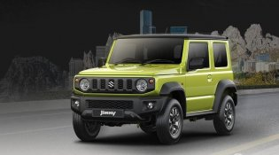 Review Suzuki Jimny AT 2Tone 2019 : Sang Pembaharu