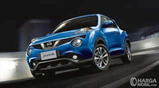 Review Nissan Juke CVT 1.5 2019 : SUV Bergaya Sport Dengan Desain Unik