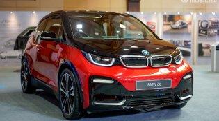 Review BMW i3s 2019 : Pionir Mobil Listrik Murni Di Indonesia