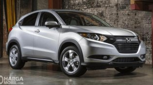 Review Honda HR-V E 2014 : Mobil SUV Performa Mumpuni dan Hemat BBM