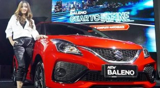 Review Suzuki New Baleno Hatchback 2019