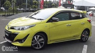 Review Toyota Yaris TRD Sportivo 2018 : Mobil Hatchback Fitur Menarik Desain Sporty