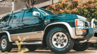 Review Nissan Terrano Kingsroad 2000: Mobil SUV Yang Jadi Simbol Maskulin