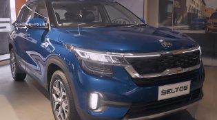 Review KIA Seltos 1.4L EXP 2020: Mobil Compact SUV Dengan Desain Mewah