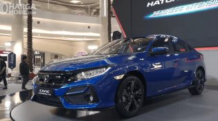 Review Honda Civic Hatchback RS 2020: Bagasi Luas Akomodasi Sangat Baik