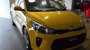 Review KIA All New Rio EX AT 2019: Mobil Hatchback Lengkap Dengan Sunroof
