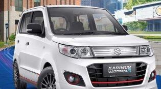 Spesifikasi Suzuki Karimun Wagon R Edisi 50th 2020 : Pembeli Dapat Sertifikat Khusus