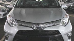 Spesifikasi Mobil Toyota Calya G MT 2017 : Mobil MPV LCGC Irit BBM & Ramah Lingkungan